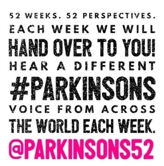 @Parkinsons52 – follow our updates this week