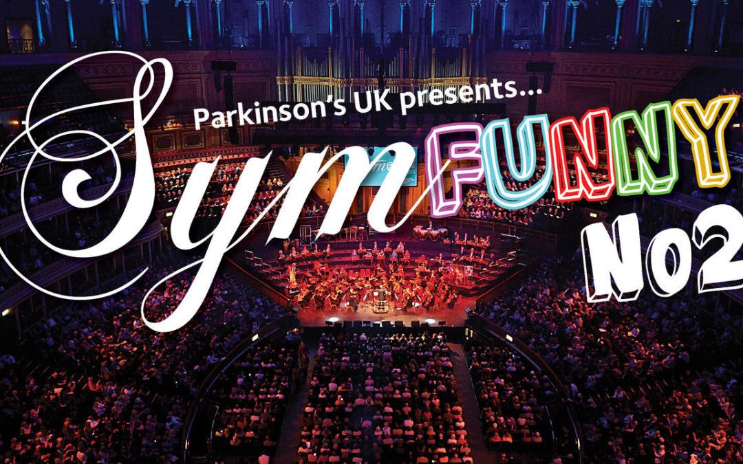 News Round-Up: Symfunny #2 & Concert for Parkinson's