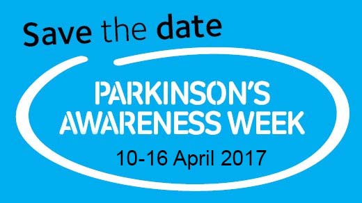 Brian's Blog #6: Parkinson's Awareness Strong…not Week