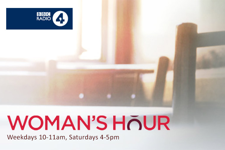 Susan Venner on Woman's Hour