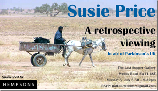 Susie Price: A Retrospective Viewing